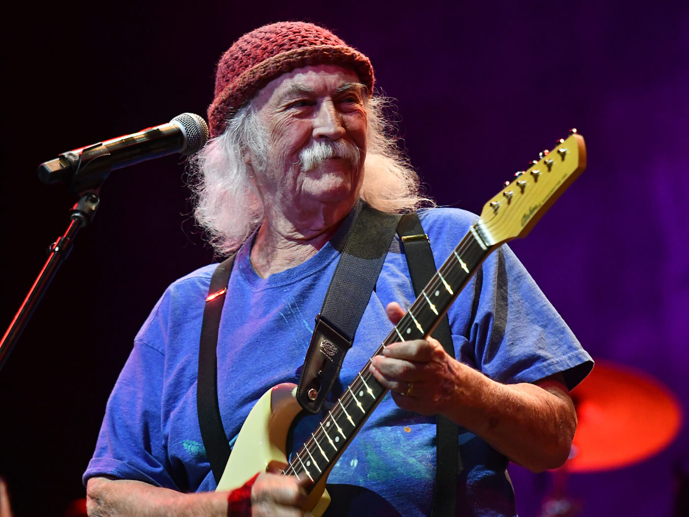 """David Crosby calls out Mike Love of the Beach Boys, saying he """"most assuredly has no talent at all"""""""
