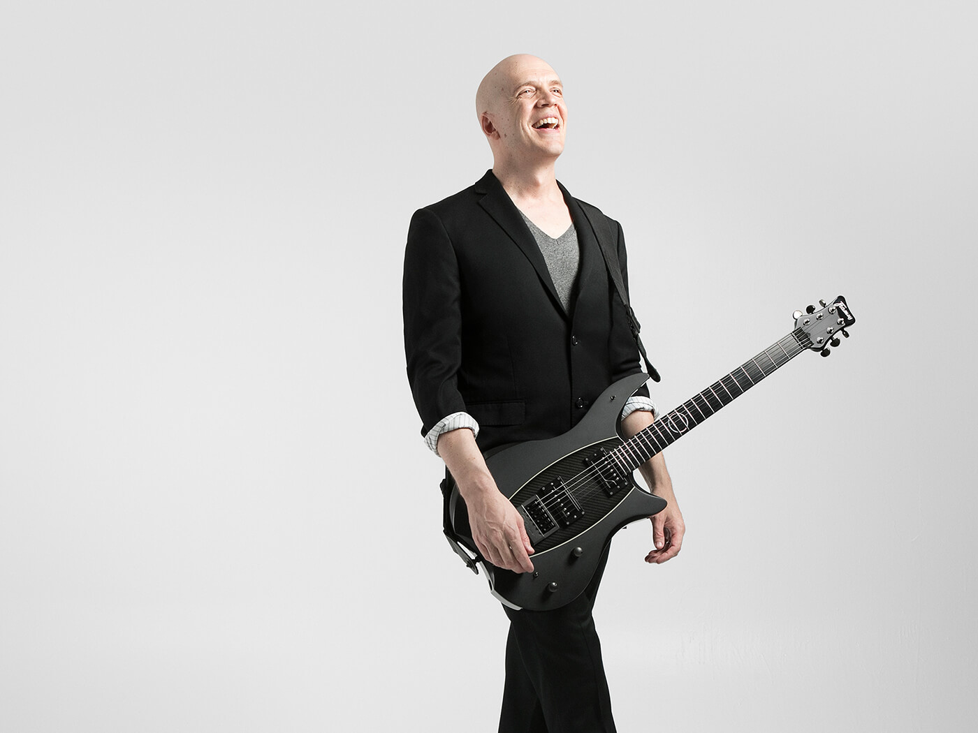 Devin Townsend on his love of Judas Priest, holding onto guitars for  nostalgia and learning to forgive yourself - Guitar.com | All Things Guitar
