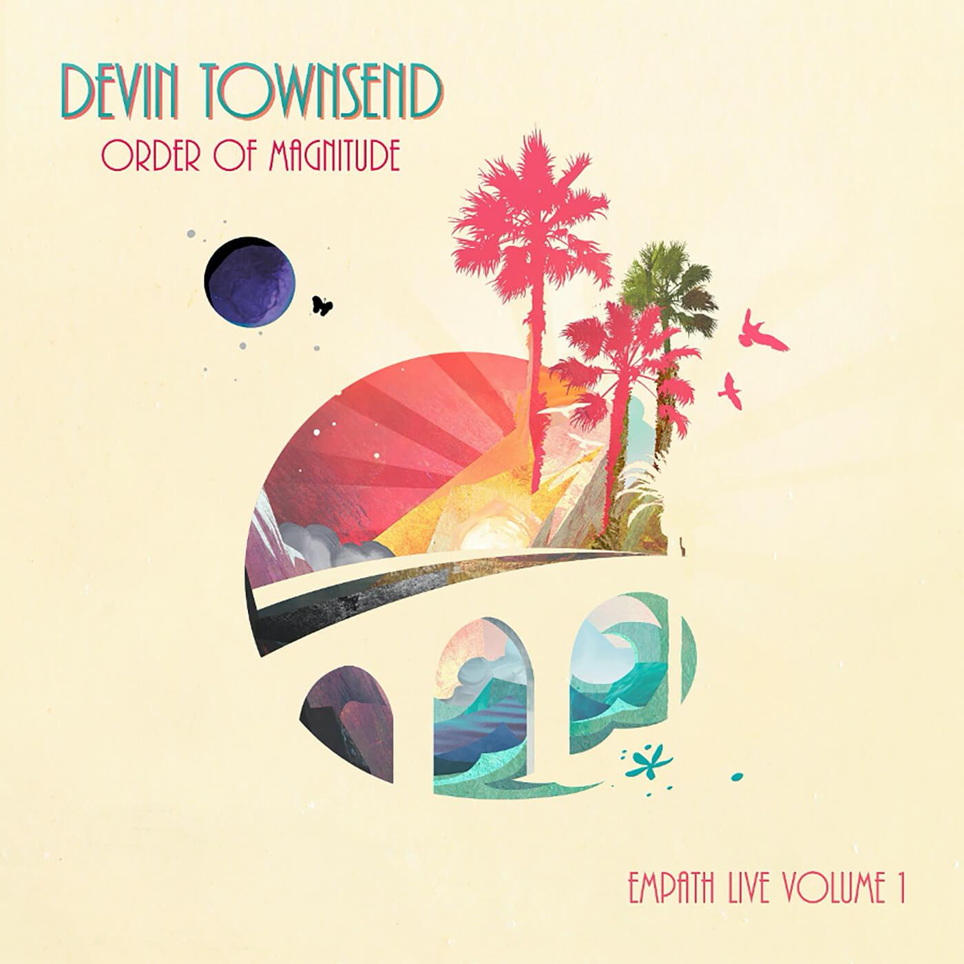 Devin Townsend's Order Of Magnitude – Empath Live Volume 1