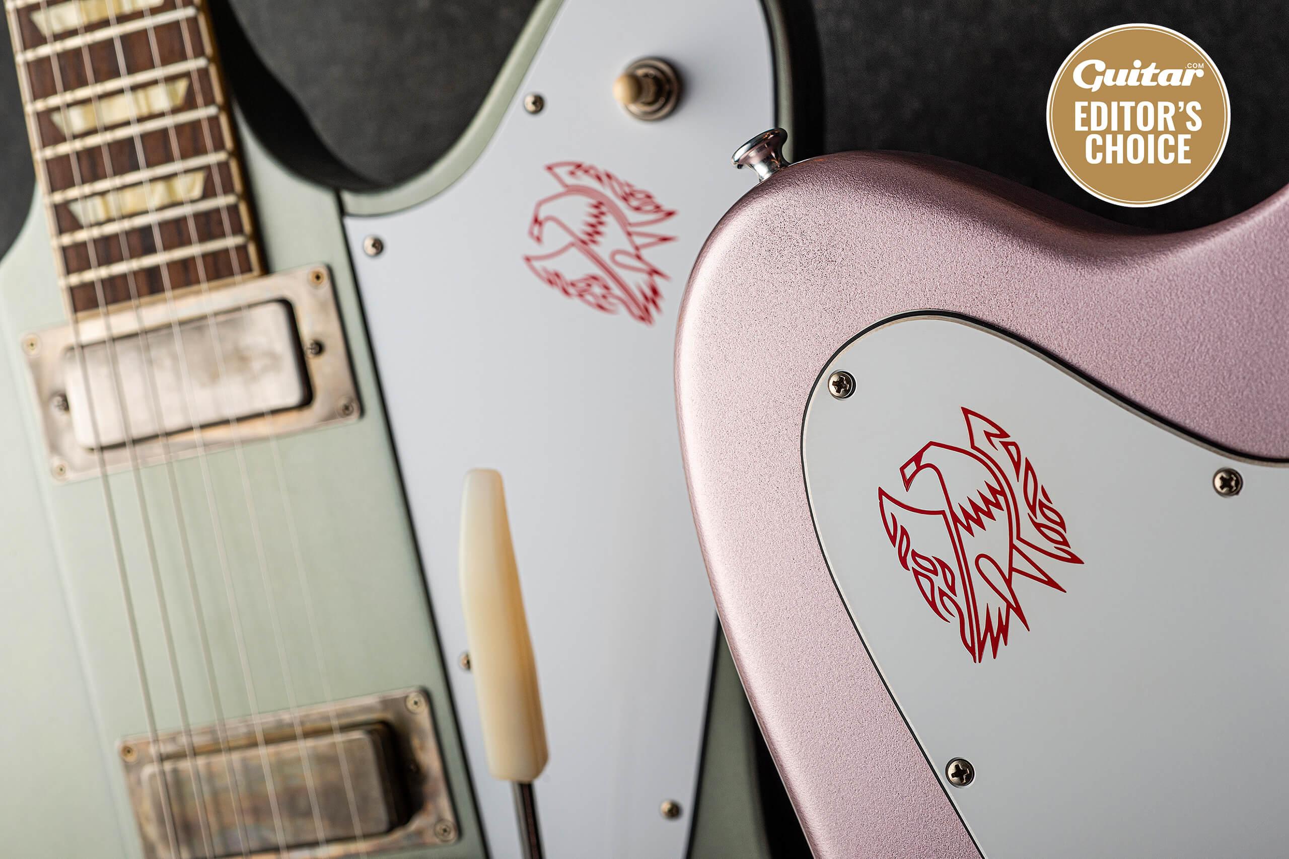 Gibson Custom '63 Firebird V & '65 Non-Reverse Firebird V