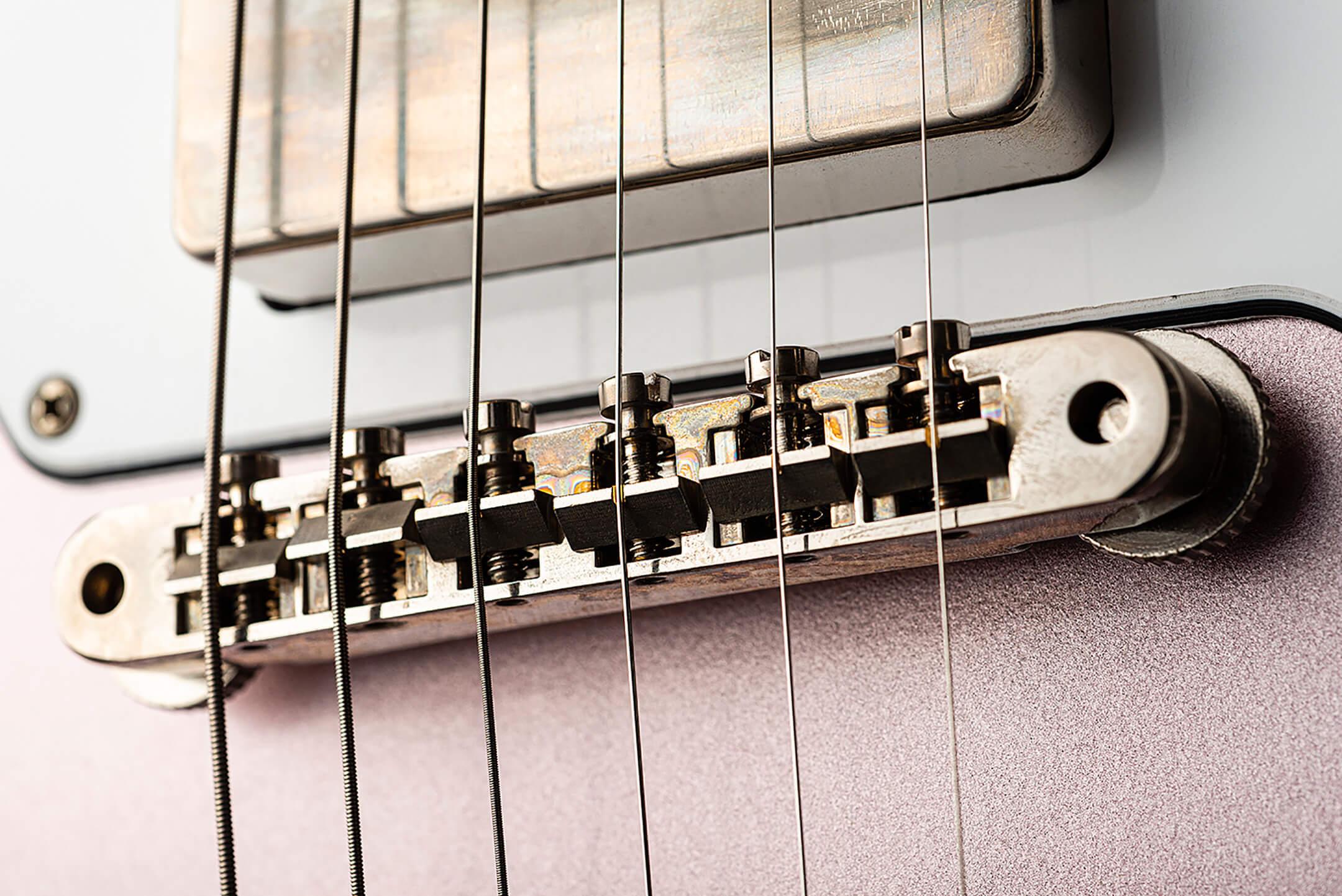 Gibson Custom '65 Non-Reverse Firebird V Bridge