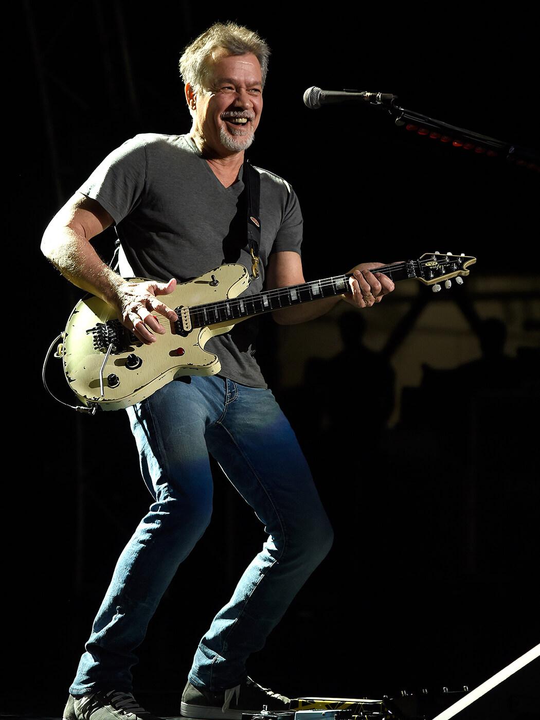 Eddie Van Halen Gear Feature