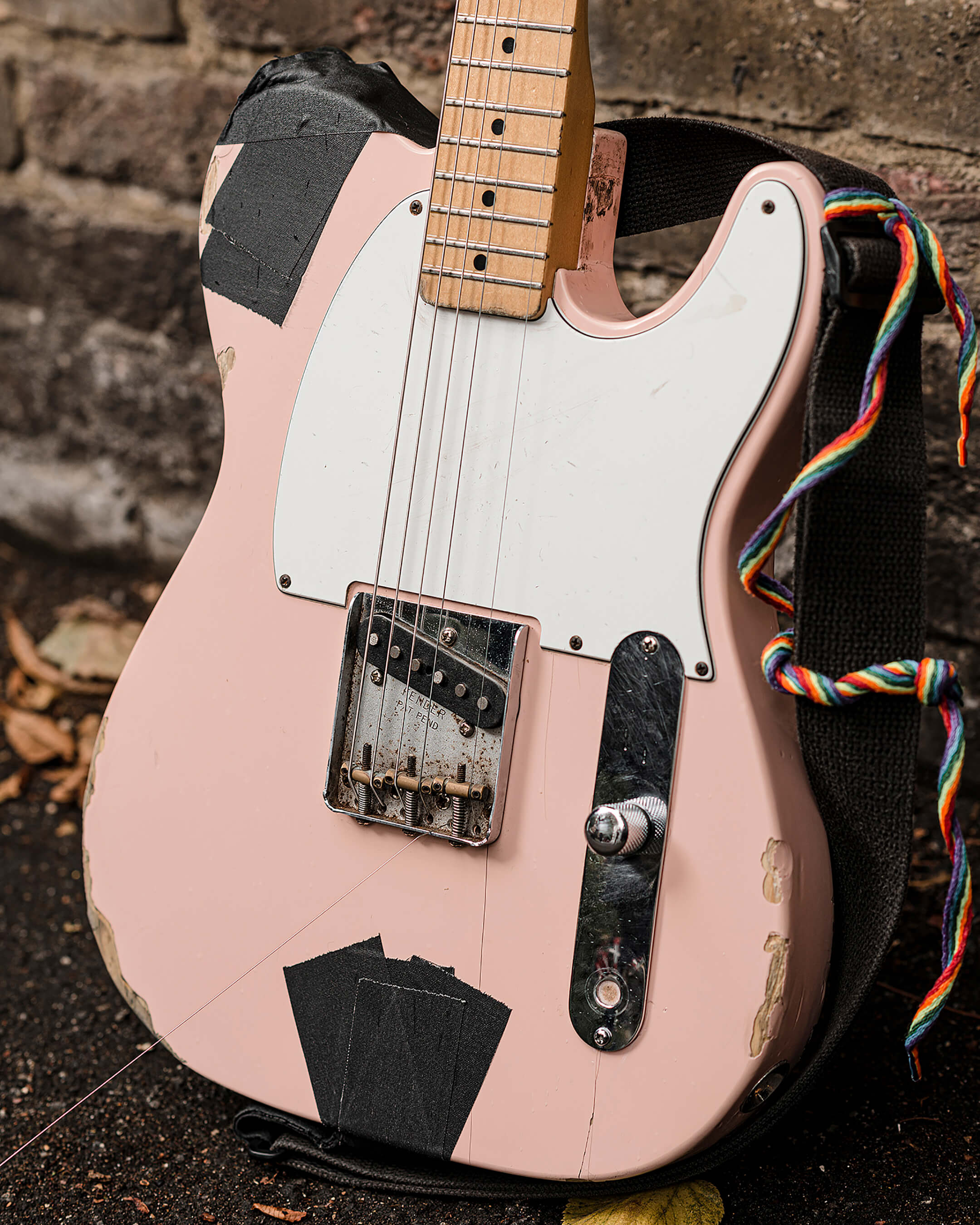 Idles - Lee Kiernan's Guitar