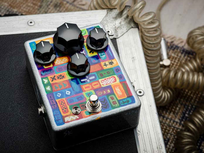 Lateral Phonics Marrakesh Preamp Console