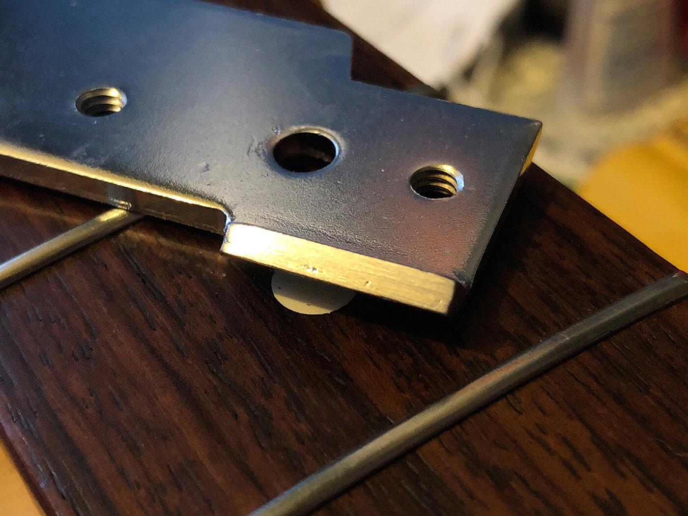 GM388 Tech Talk Jazzmaster Vibrato Fix 9