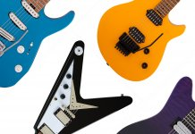 Best Metal Guitars 2020