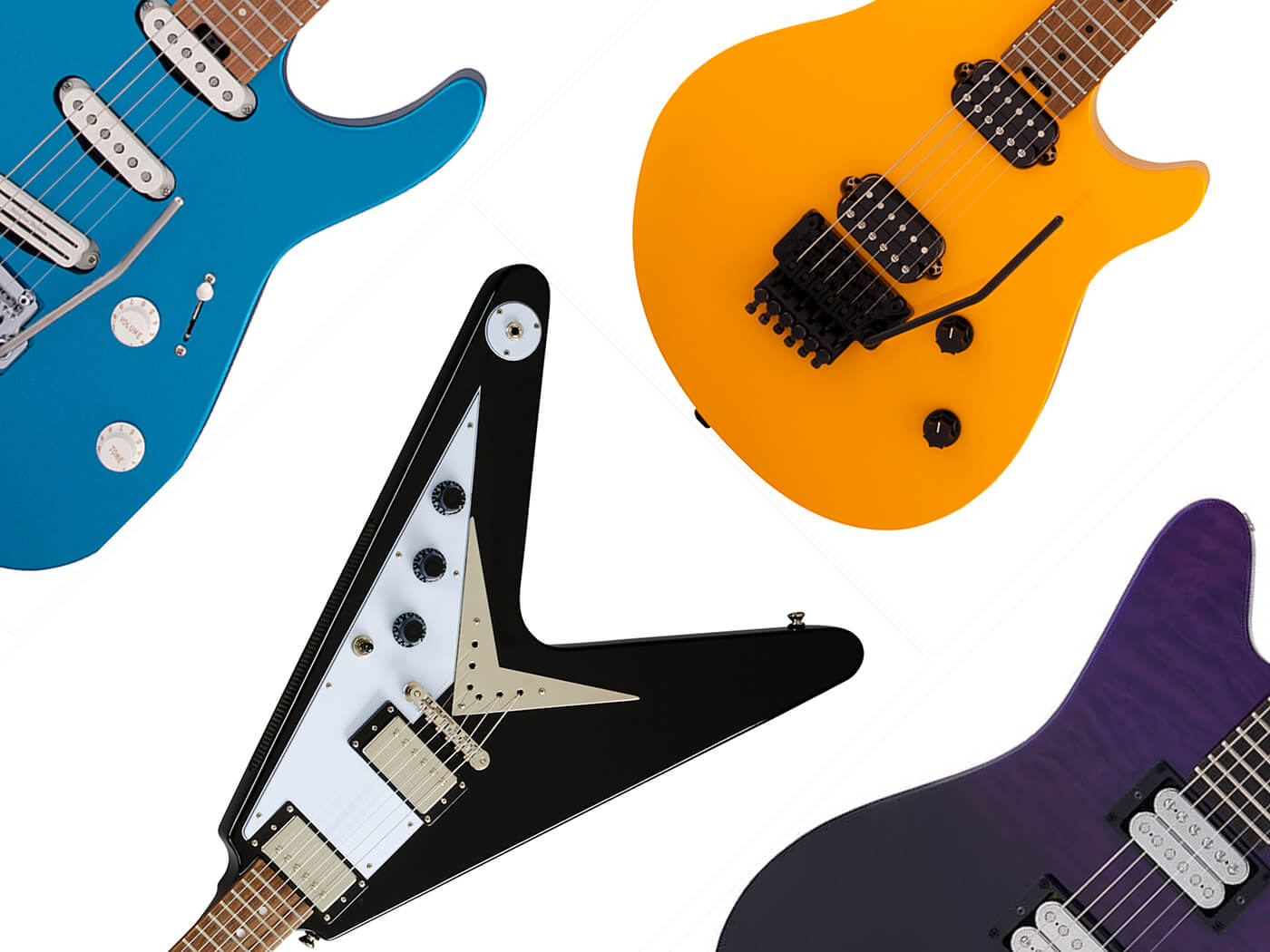 The Best Electric Guitars To Buy In 2020 15 Best Guitars For Metal Guitar Com All Things Guitar