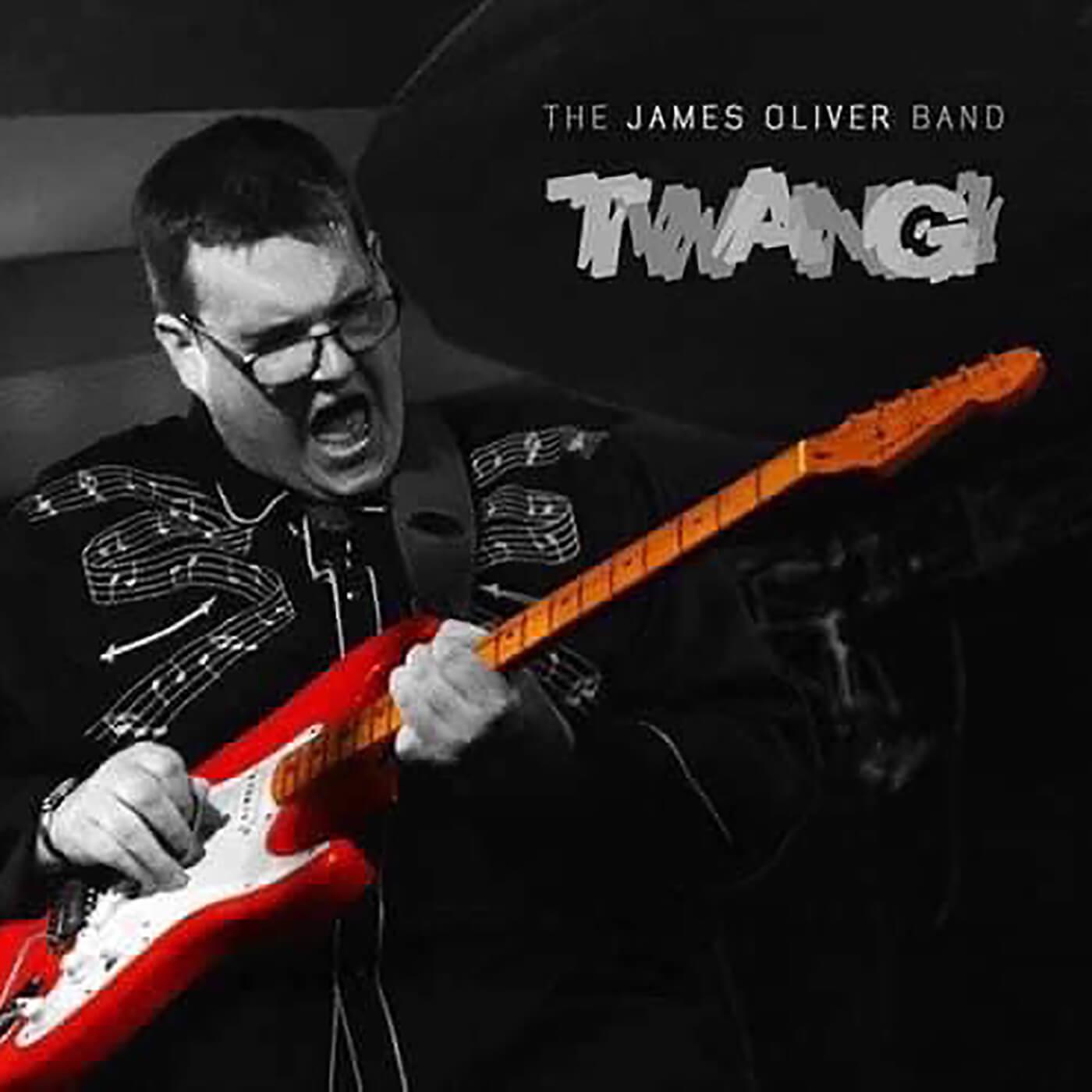 James Oliver - Twang!