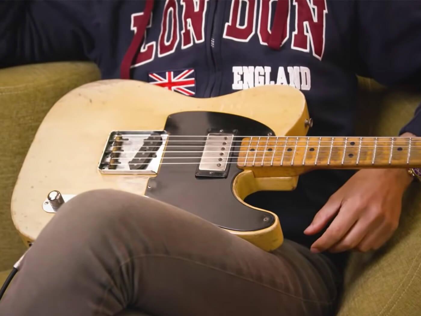 Joe Bonamassa Guitars Safari 1951 Nocaster