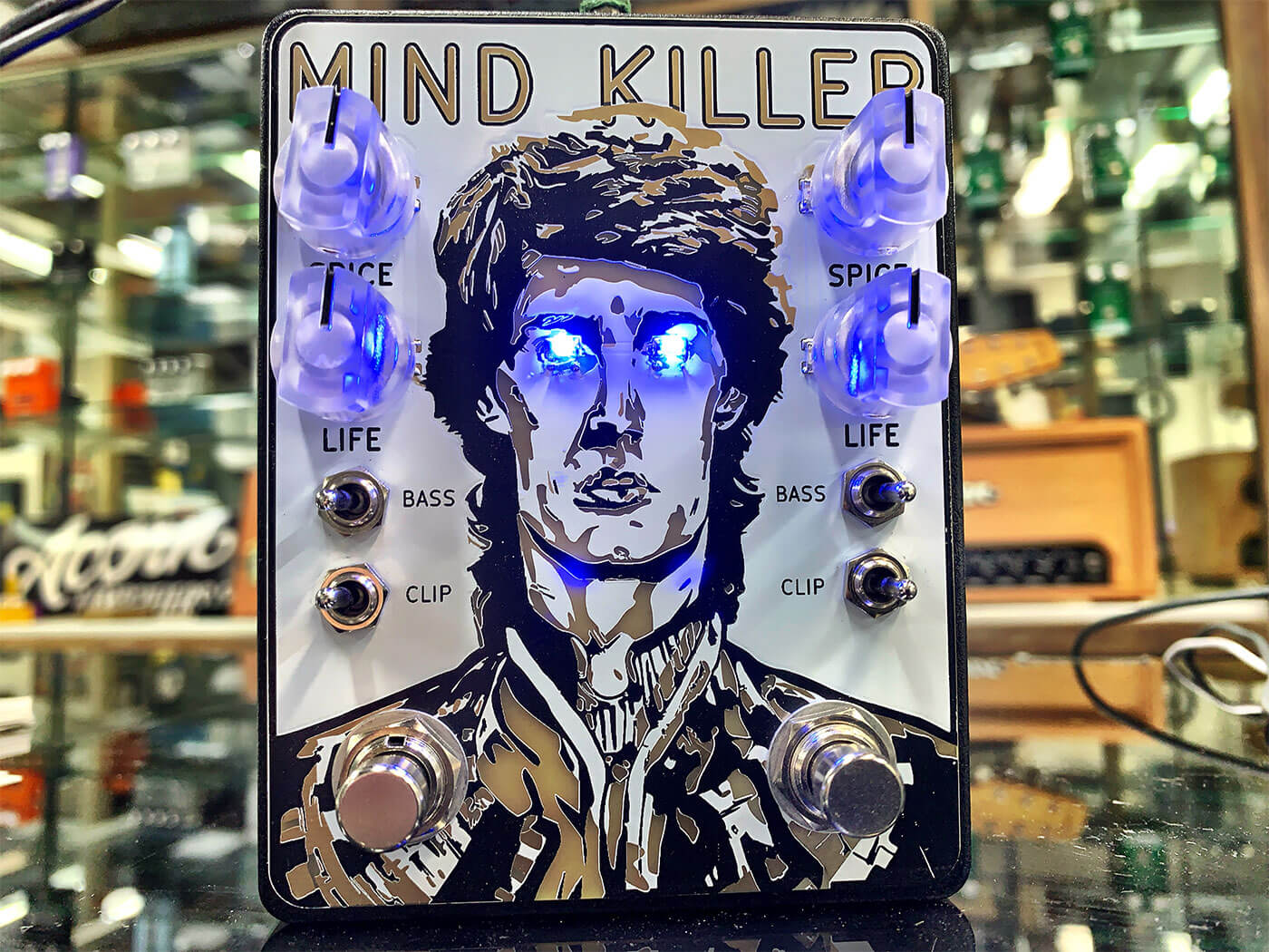 The Mind Killer by Acorn Amps