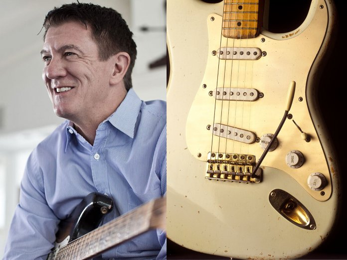 Andy Mooney / Gilmour's 0001 Strat