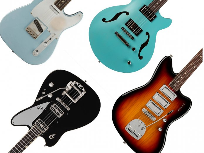February's new guitars