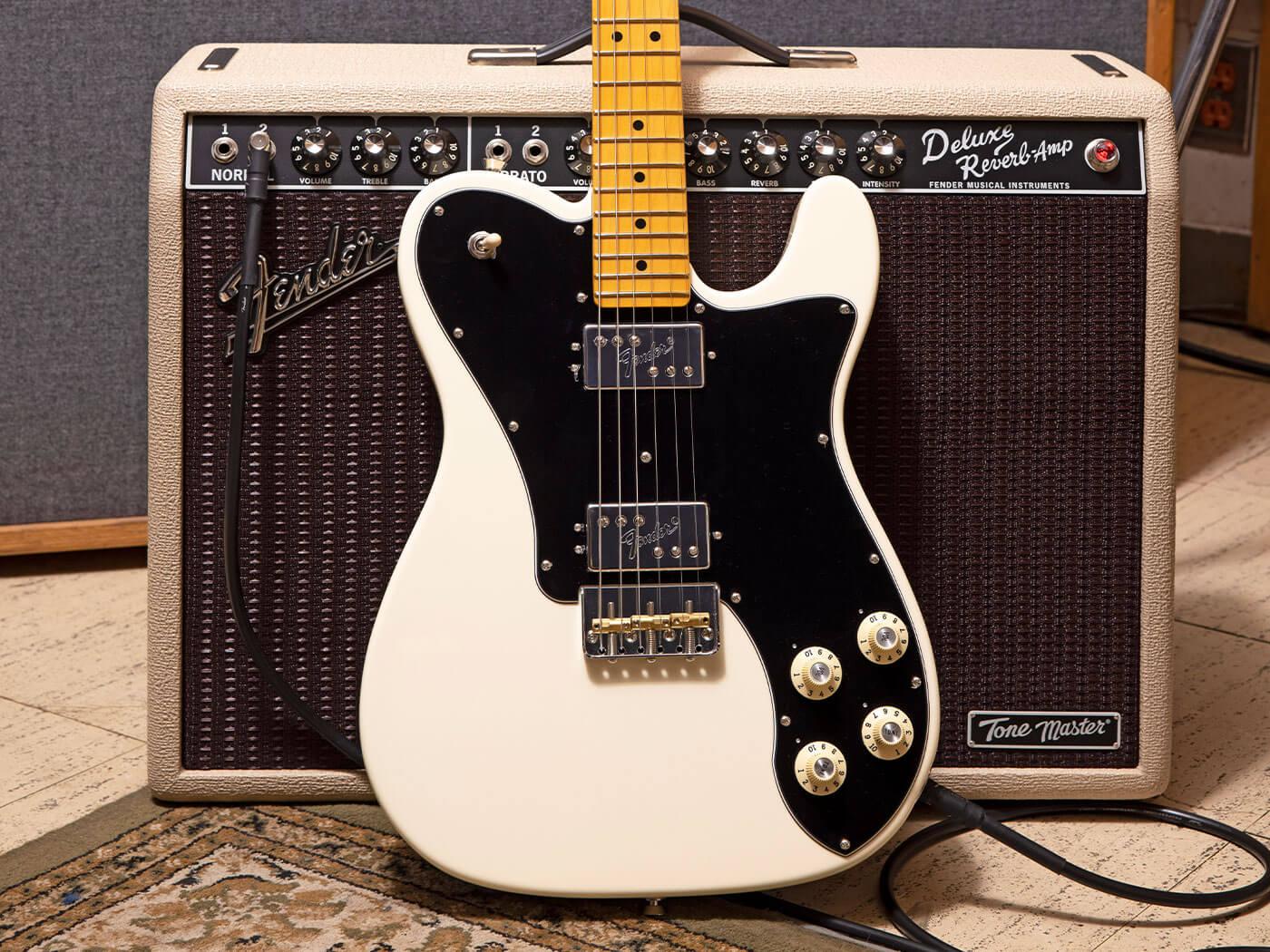 Fender American Professional II Tele Deluxe