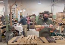 Heritage Guitars 225 Parsons Street factory