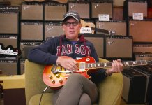 Joe Bonamassa Guitars Safari