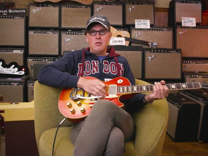 Joe Bonamassa Guitars Safari