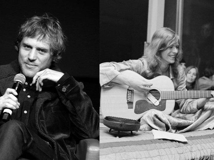 Johnny Flynn and David Bowie