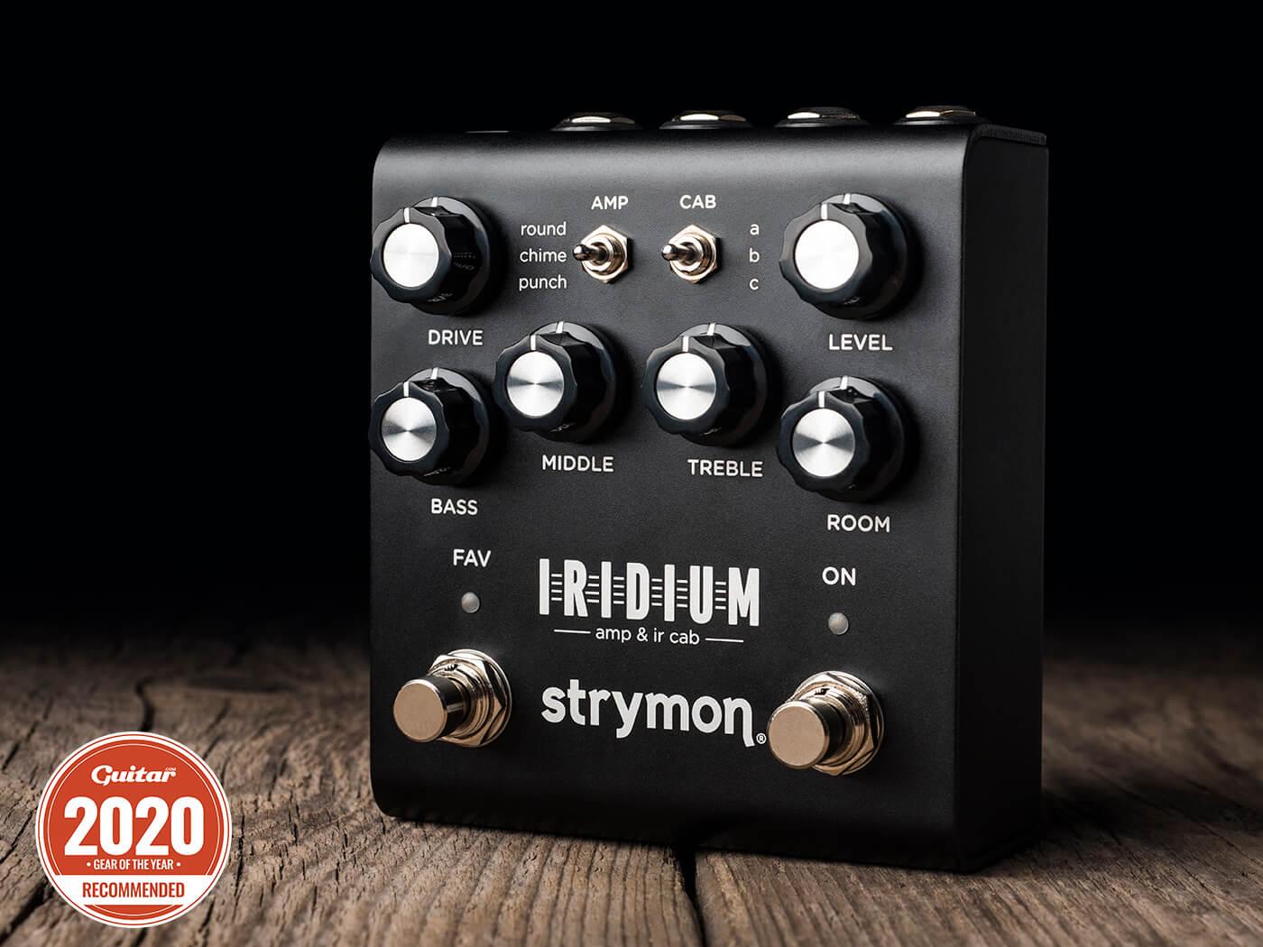 Strymon Iridium GOTY