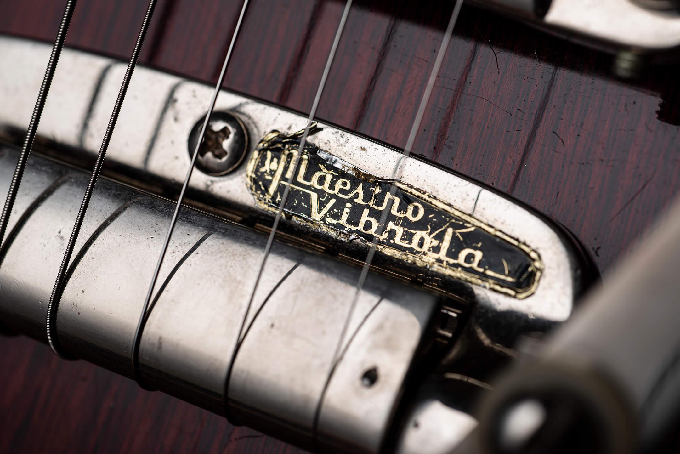 1963 Gibson SG Special Bridge