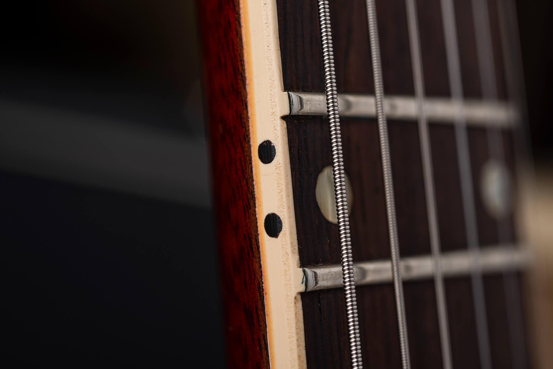 1963 Gibson SG Special Fretboard
