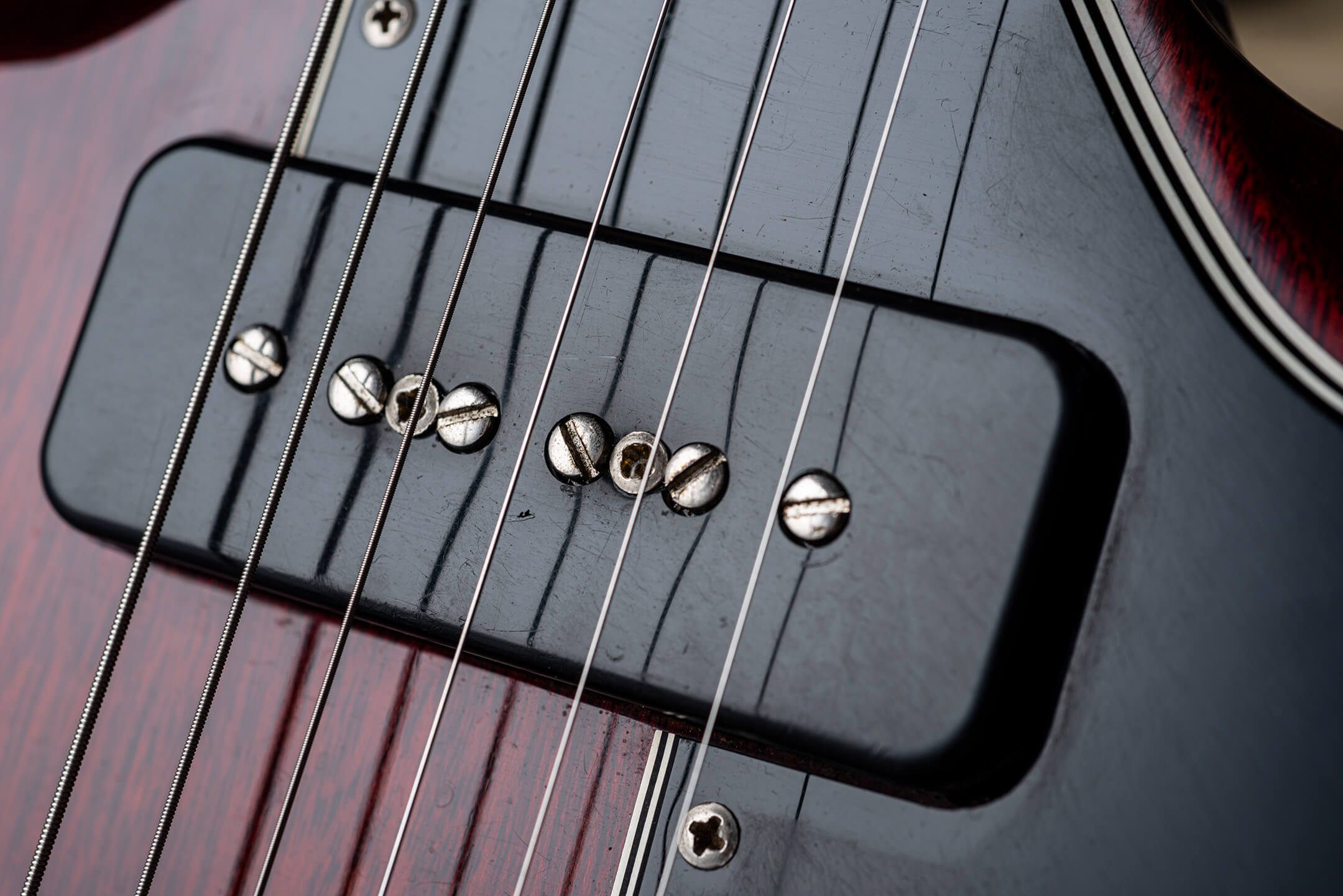 1963 Gibson SG Special Neck Pickup