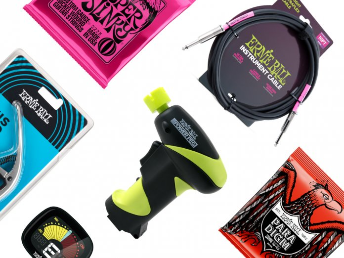 Ernie Ball Competition Prizes