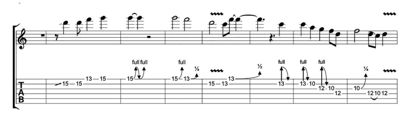 Freddie King Essential Blues Lick 5