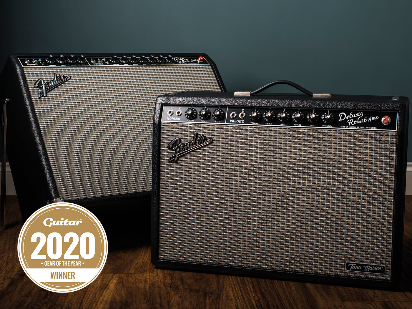 Fender Tone Master GOTY
