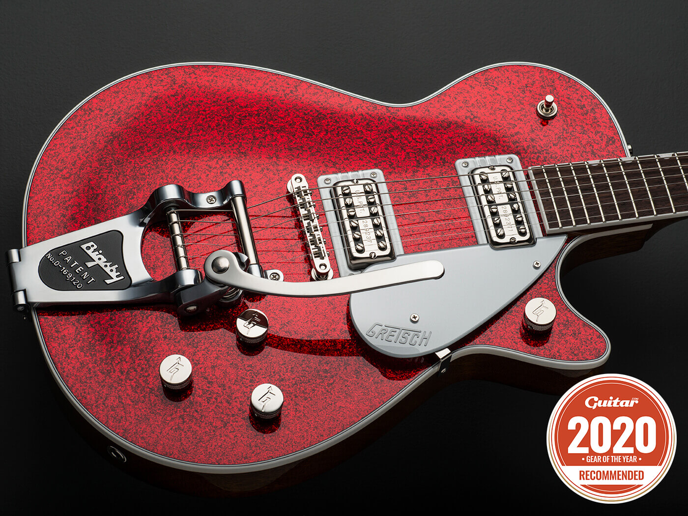 Gretsch G6129T Players Edition Jet FT