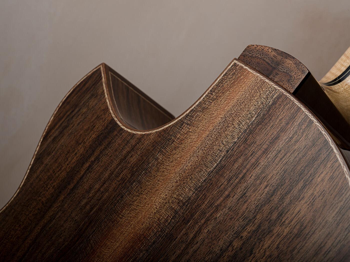 Turnstone Guitars E Series Cutaway