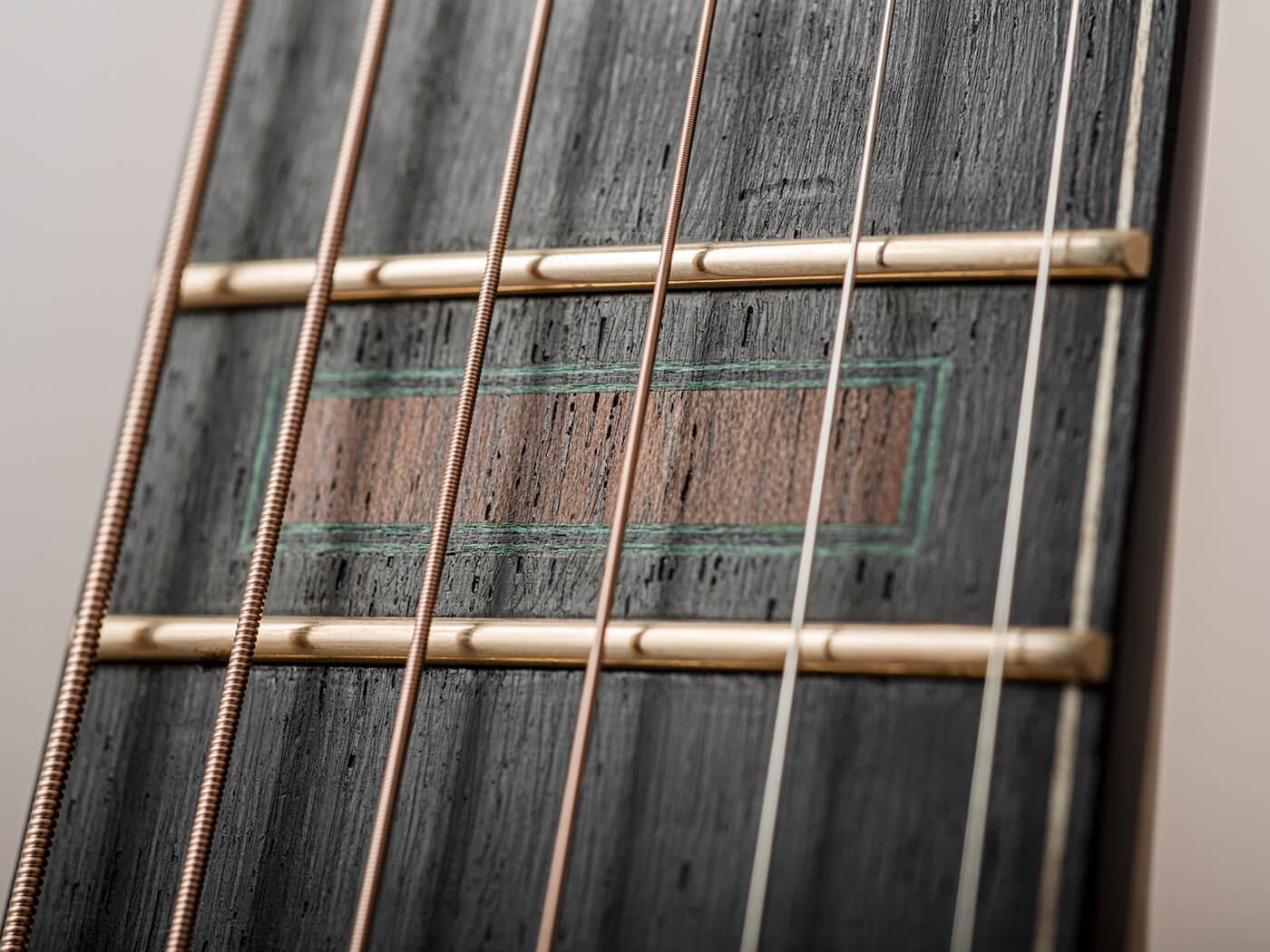Turnstone Guitars E Series Fretboard