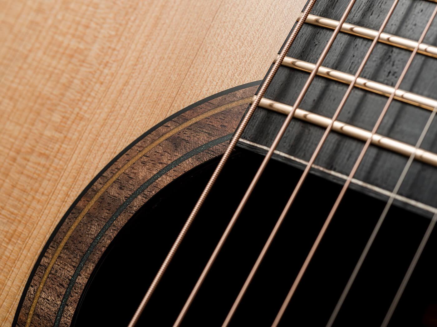 Turnstone Guitars E Series Soundhole