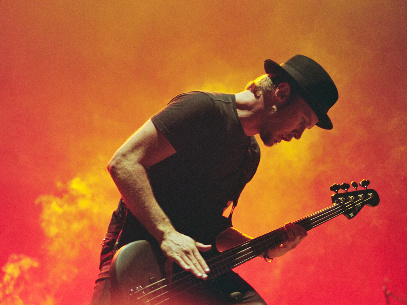 Jeff Ament of Pearl Jam