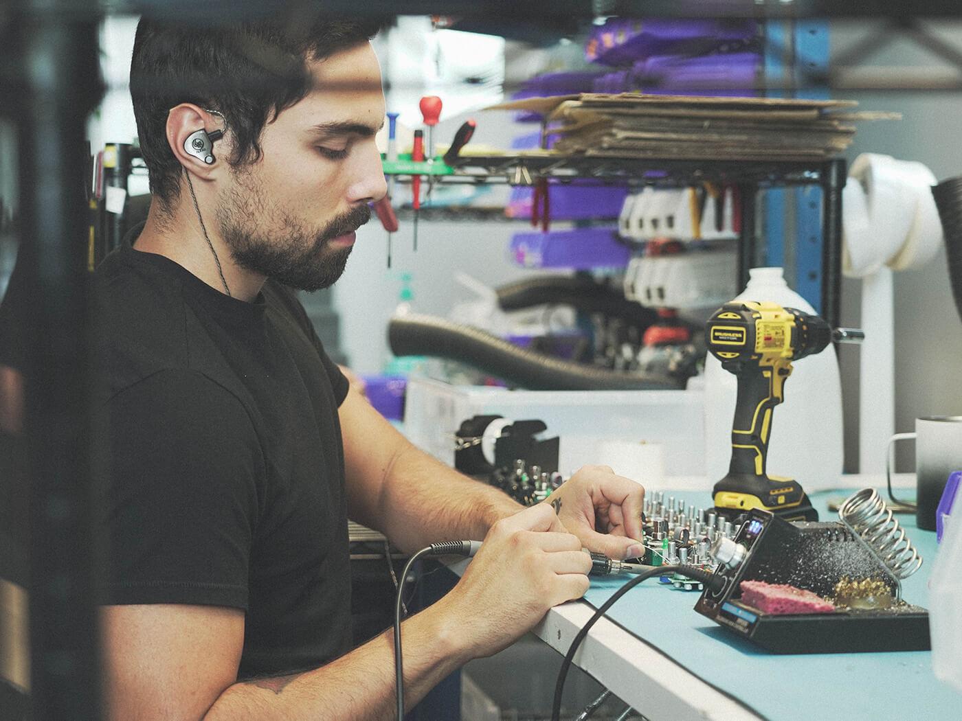 Shop Talk JHS Pedals