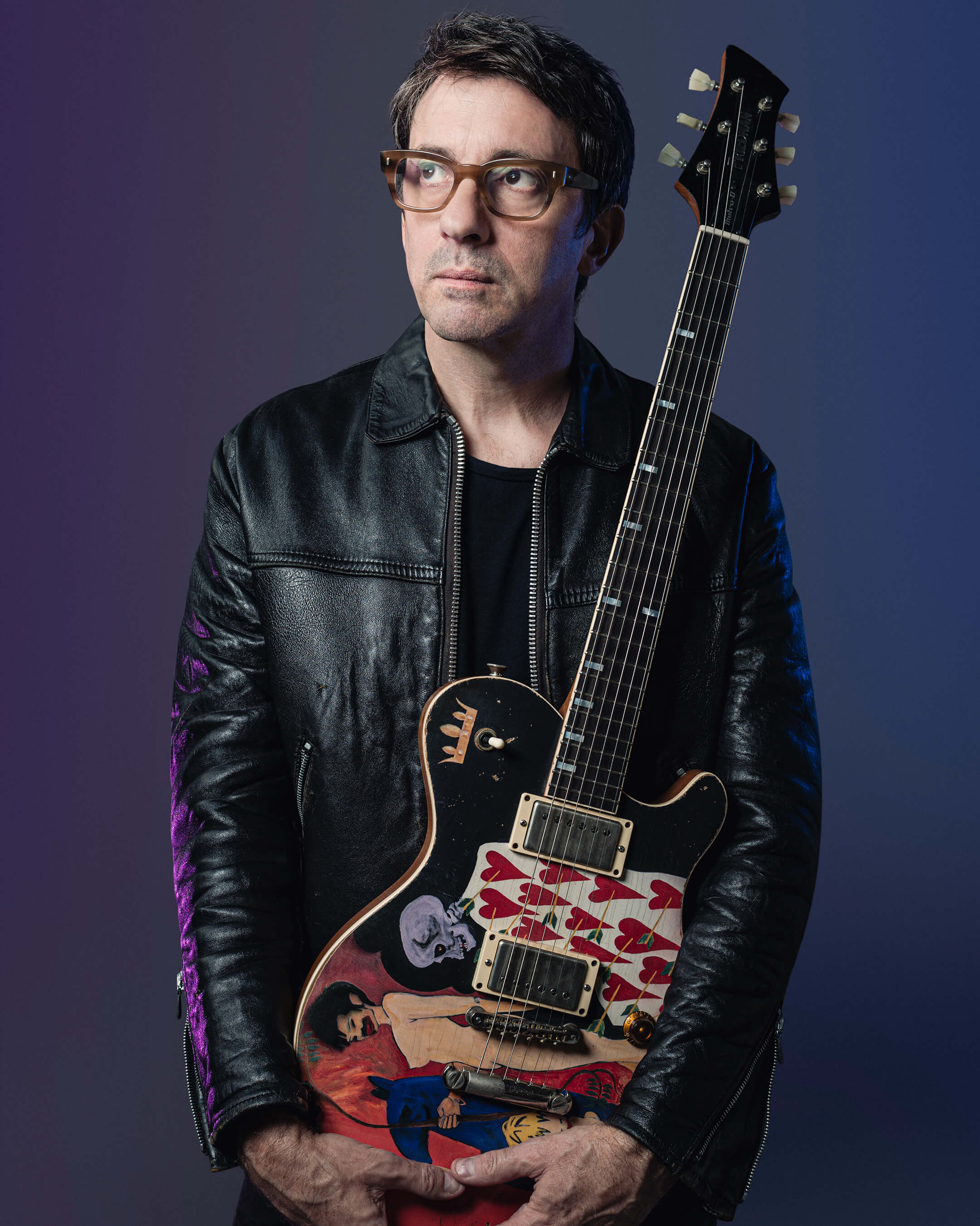 Graham Coxon of Jaded Hearts Club