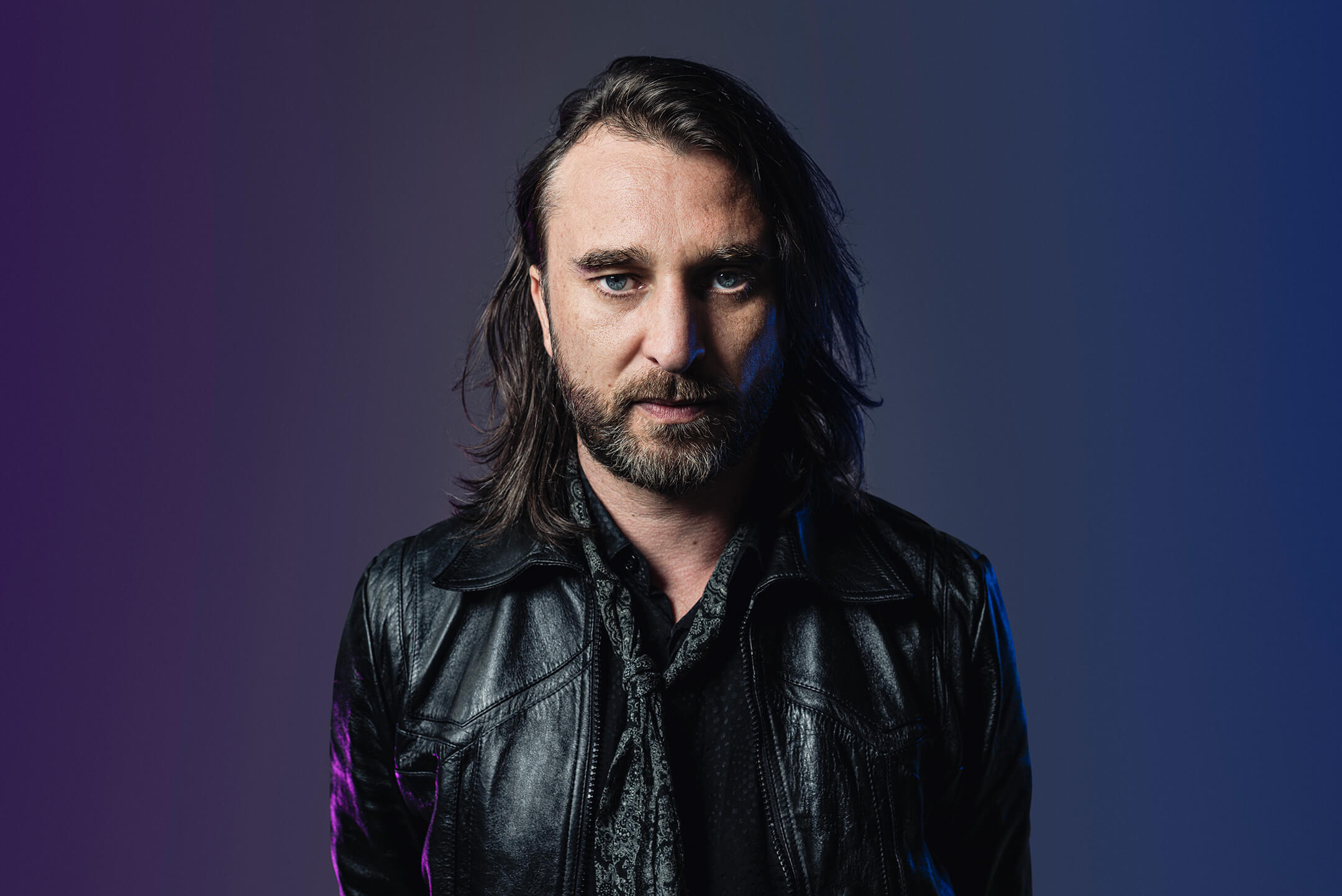Nic Cester of Jaded Hearts Club