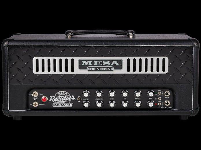Mesa/Boogie Rectifier Badlander 100 head