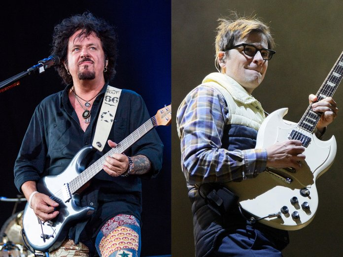 Steve Lukather / Rivers Cuomo