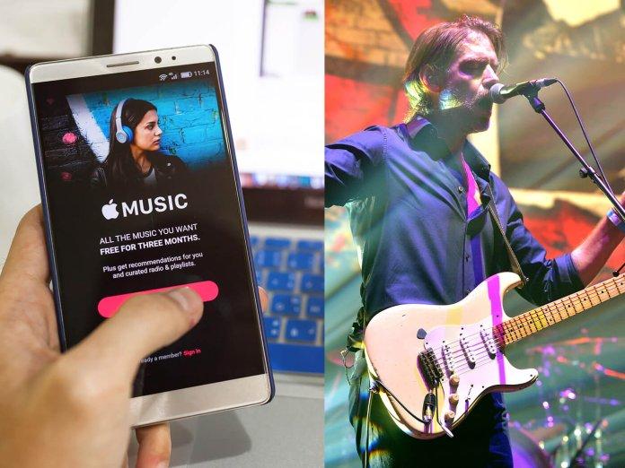 Apple Music / Ed O Brien