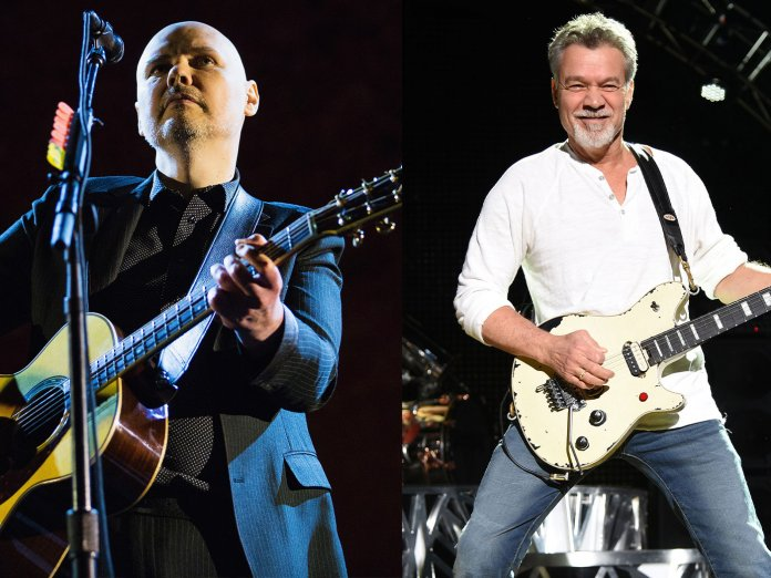 Billy Corgan, Eddie Van Halen
