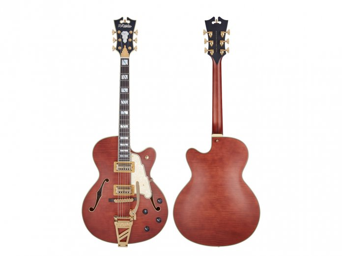 D'Angelico's Deluxe 175 LE
