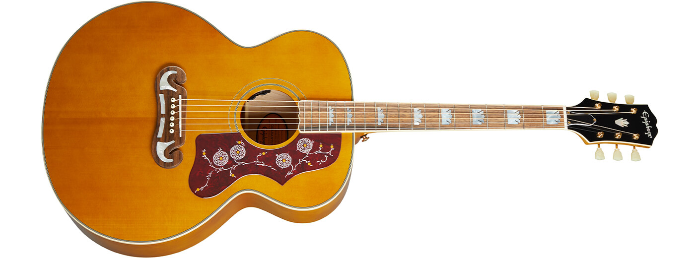 Epiphone Inspired By Gibson J200