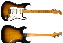 Eric Clapton's 'Slowhand' Stratocaster