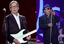 Eric Clapton / Van Morrison