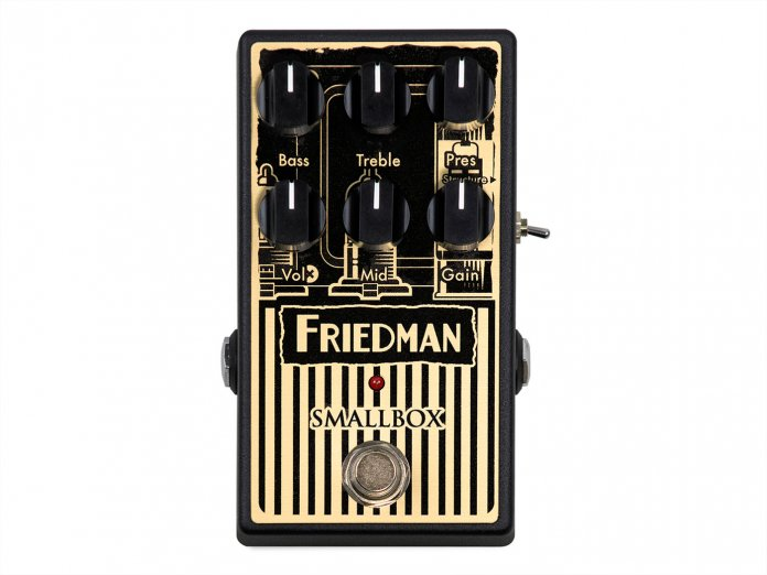 The Friedman Small Box pedal