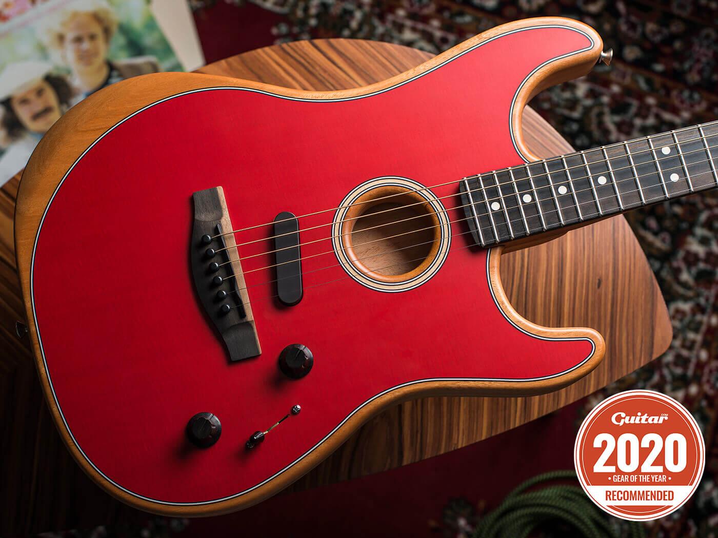 Fender American Acoustasonic Stratocaster
