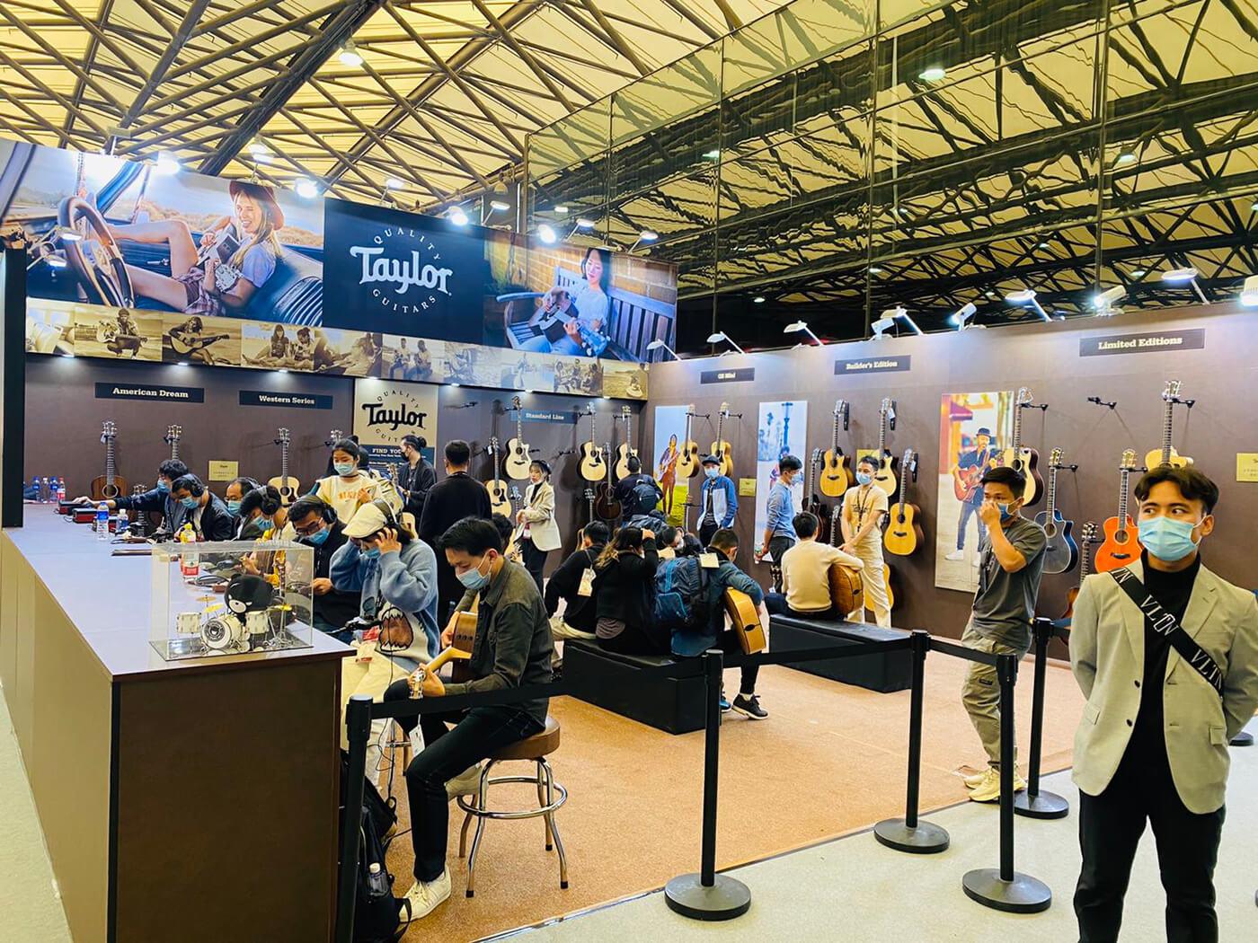 music china 2020 taylor