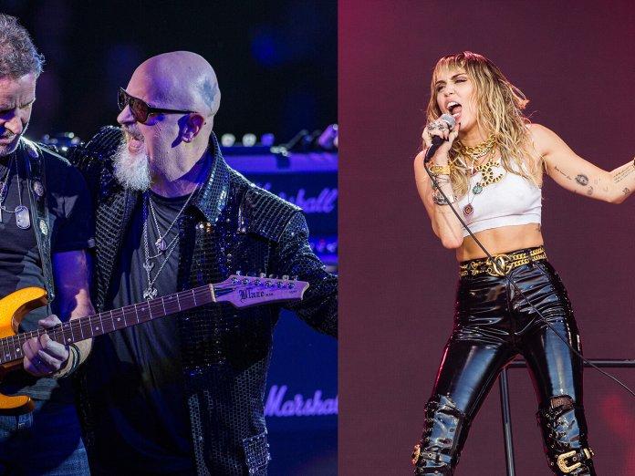 Rob Halford / Miley Cyrus