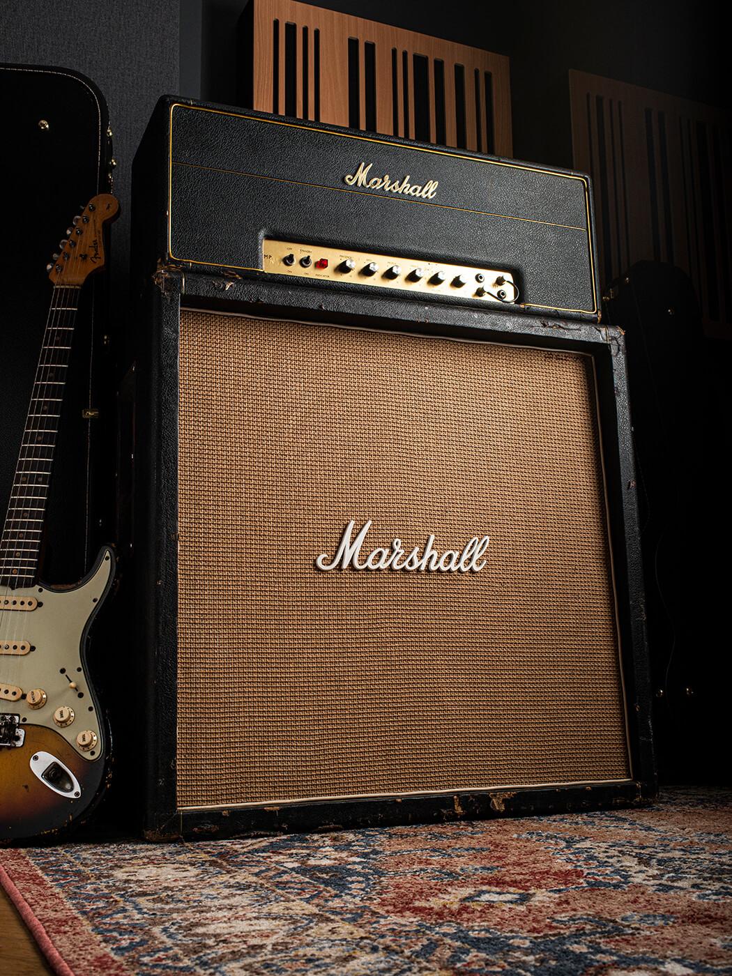 1967 Marshall Super Bass