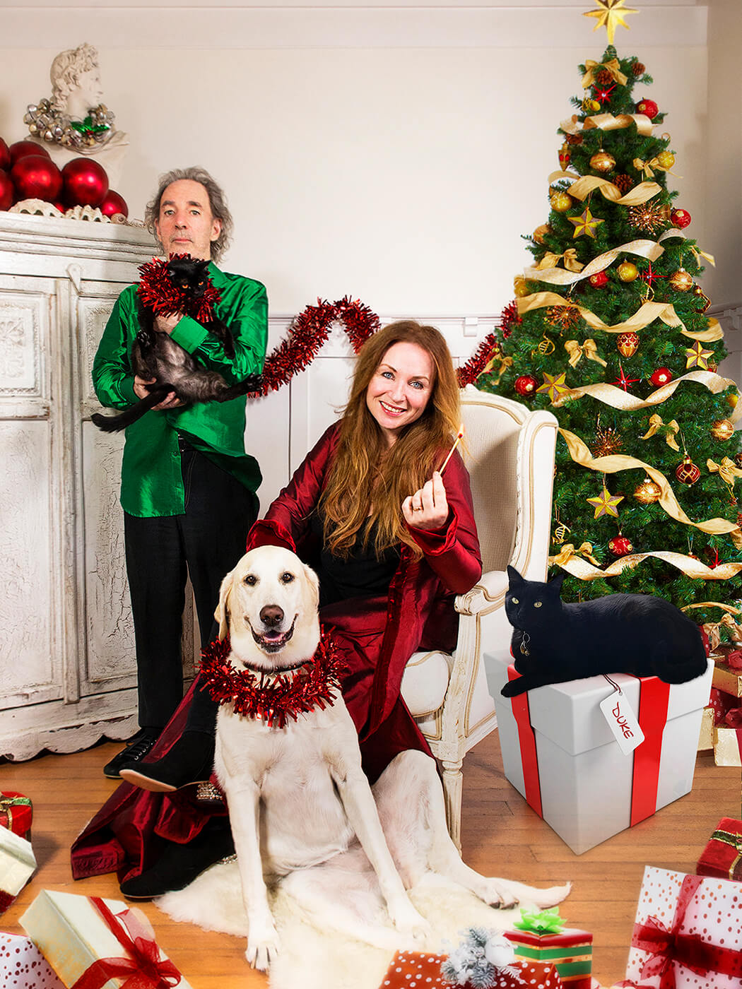 Harry Shearer Christmas Without Tears